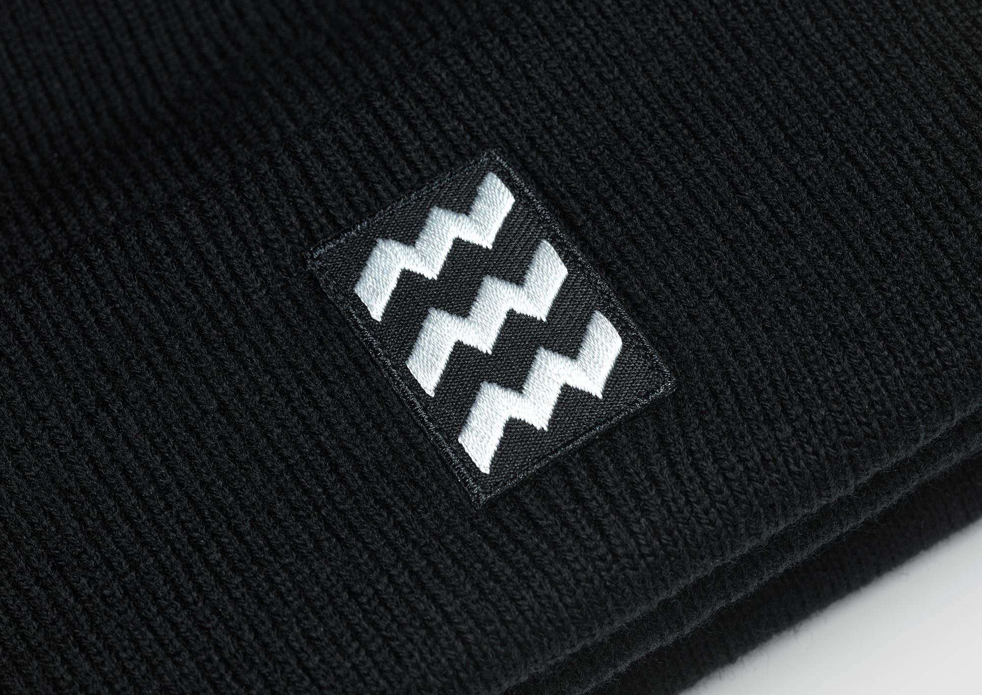 Beanie Witte Vibes Zoom